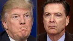 Джеймс Коми: Доналд Тръмп не трябва да бъде съден след края на мандата