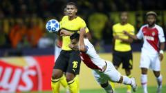 Класическа победа за Борусия (Дортмунд) срещу борбен Монако