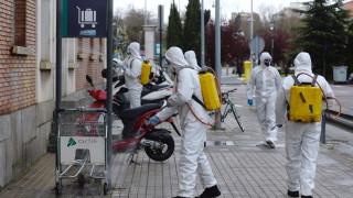 Вече 8 744 заразени с новия коронавирус в Испания, 1000 нови за 24 часа