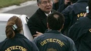 Фухимори осъден на 6 г. затвор