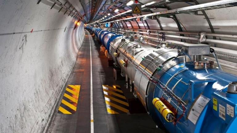 Европейската организация за ядрени изследвания (ЦЕРН) наскоро представи своя нов