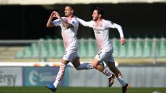 Милан взе своето във Верона