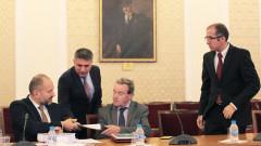 Правосъдният министър се срещна с Венецианската комисия