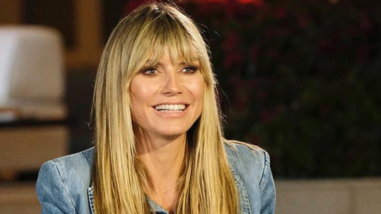 Забавленията на Хайди Клум в Италия продължават