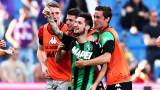 Сасуоло обърка сметките на още един тим с мечти за Лига Европа