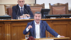 БСП смирено вика Борисов в парламента