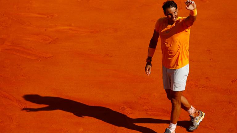 Рафаел Надал: Ще съм готов на 100% за Australian Open