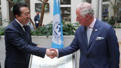 Изчезналият шеф на Интерпол закопчан в Китай