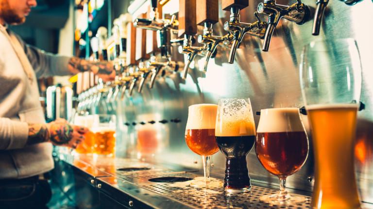 Защо милиард халби с бира отидоха в канализацията