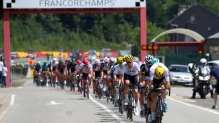 Петер Саган удържа победата в третия етап на Тур дьо Франс