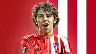 Феликс: Атлетико (Мадрид) е един от най-добрите отбори в света