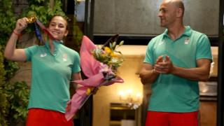 Олимпийската шампионка Ивет Горанова: Продължавам и гоня световната титла