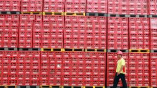 Coca-Cola строи нов завод в ивицата Газа