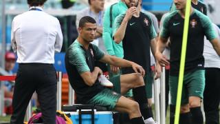Кристиано Роналдо вече е разочаровал Иран