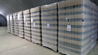Иззеха над 700 000 кутии контрабандни цигари при спецоперация на ГДБОП
