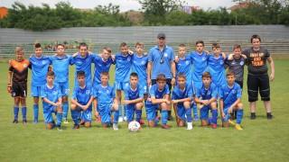 Таланти от школата на Черноморец може да преминат в Уулвърхемптън