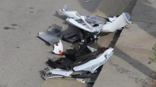 """Прокуратурата разследва катастрофата с моториста на столичния бул. """"Цариградско шосе"""""""