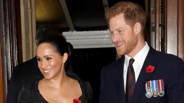 Хари и Меган пак ядосаха кралицата