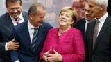 Какви заплати получават германските политици?