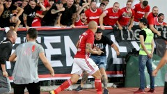 Мауридеш: Удоволствие е да бъдеш част от ЦСКА