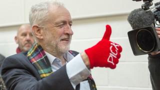 Корбин изключва втори референдум за независимост на Шотландия преди 2025 г.
