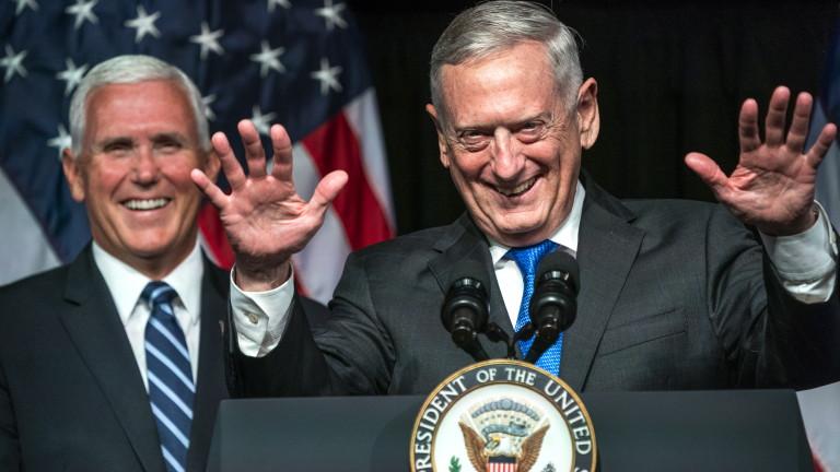 Пенс обяви плана за Космически сили на САЩ до 2020 г.