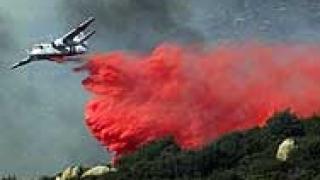 Пилот загина при самолетна катастрофа при гасене на пожар в Гърция