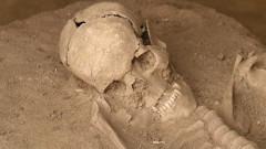 Човешки кости откриха край Горна Оряховица