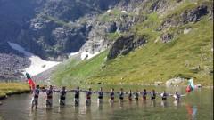 МОСВ обмисля глоби за хоро в езеро на Рила