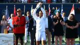 Рафаел Надал няма проблеми с часовника, който отброява времето за начален удар