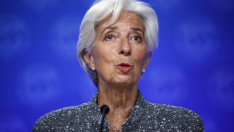 Финансовите министри одобриха кандидатурата на Лагард за шеф на ЕЦБ