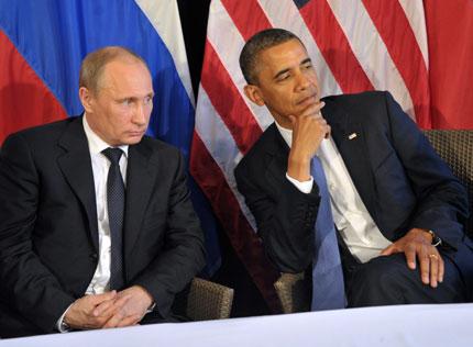 Обама и Путин призоваха за спиране на насилието в Сирия