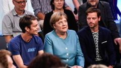 Меркел намекна за общ бюджет на еврозоната, обединен с този на ЕС
