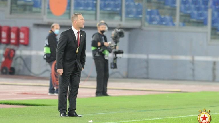 Даниел Моралес ще води ЦСКА и в Швейцария