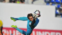 Вратар на Левски: Не съм готов за големия футбол