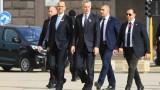 Отбраната ни е гарантирана само в НАТО, обяви Борисов пред Столтенберг