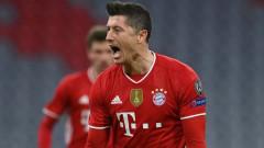 Байерн няма да пусне Левандовски да играе срещу Англия