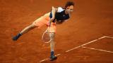 Доминик Тийм е на полуфинал в Мадрид
