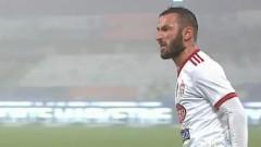 Ради Димитров игра 90 минути за Сепси срещу Херманщад