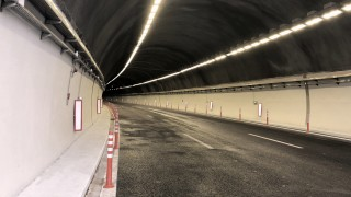 """72 милиона лева по-късно: АПИ пуска движението по тунел """"Витиня"""" днес"""