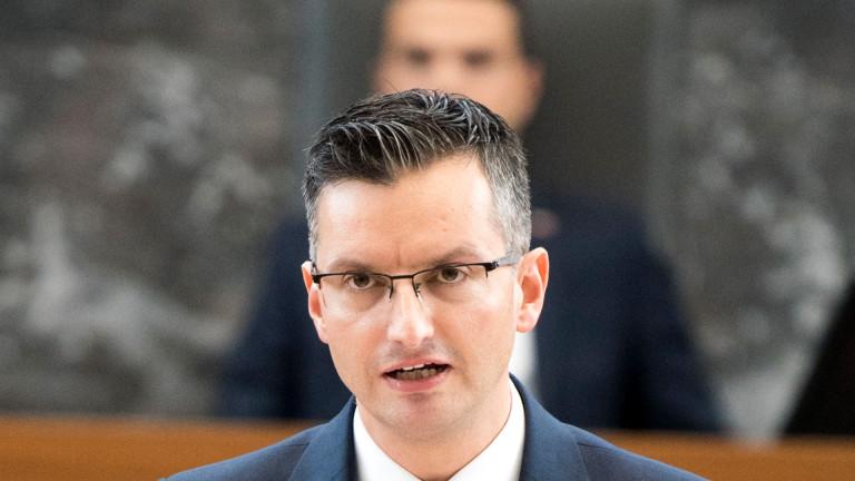 Словенските депутати одобриха лявоцентристката кандидатура на Марян Шарец за поста