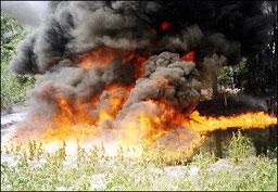 Експлозия в Украйна спира временно газоподаването за Европа