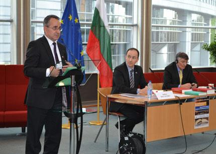 Истината за българска Македония вече е в библиотеката на Европарламента