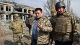 Украйна удари Русия с нови санкции
