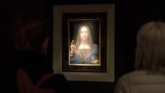 Картина на Да Винчи стана най-скъпо продадената в историята