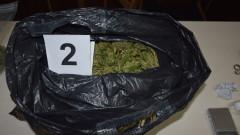 Полицията в Сливен иззе 6 килограма марихуана по време на спецакция