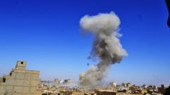 """""""Ислямска държава"""" свали сирийски МиГ"""