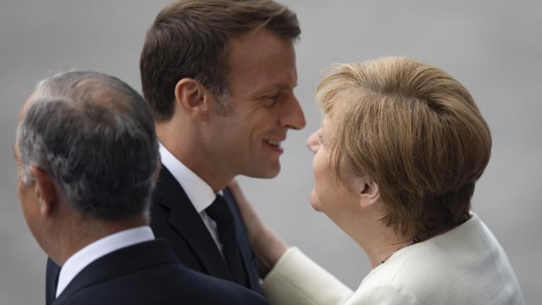 Повечето германци вярват, че здравето на канцлера Ангела Меркел е