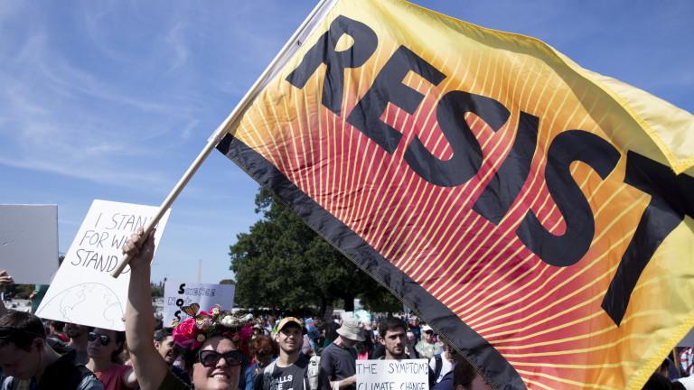 Милиони съмишленици събраха протестите срещу климатичните промени по света, които