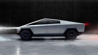 Tesla представи пикапа Cybertruck, приличащ на изтребител Stealth